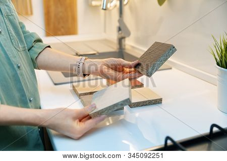 Furniture Design - Kitchen Worktop Material Selection