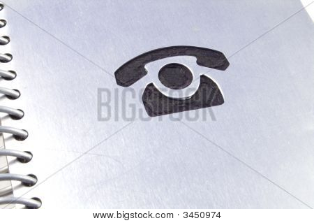 Phone Book Closeup