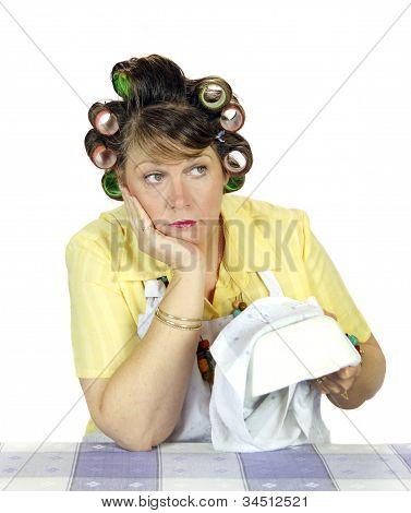 Apathetic Housewife