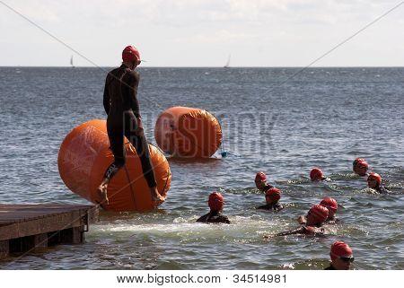 Triathlon Jump