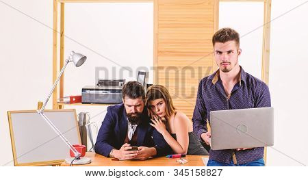 Sexual Attraction. Stimulate Sexual Desire. Sexual Attention. Making Career In Male Club Office. Wom