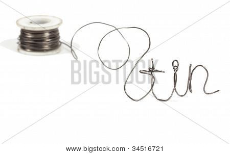 Roll Of Soldering Wire