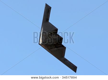 State Of The Art Stealth Bomber