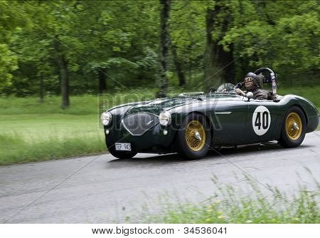 Austin Healy from 1954