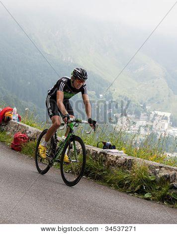 The Cyclist Edvald Boasson Hagen