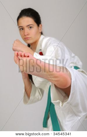 Martial Arts Girl