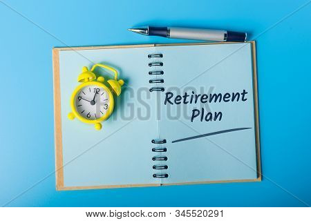 Retirement Plan - Reminder Of The Need For Savings For A Decent, Comfortable Old Age