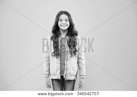Fashion Girl. Modern Fashion For Kids. Clothes Store. Fall Trends. Autumn Season Collection. Street