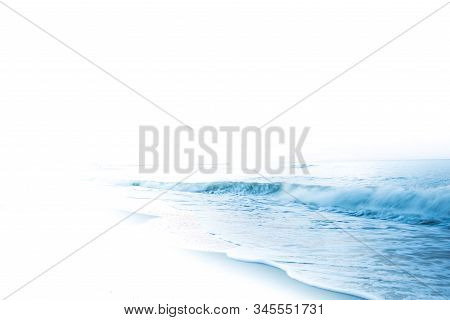 Peaceful Sea Photography - Tranquil Ocean Background