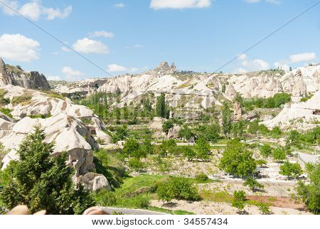 Landscape - Cappadocia