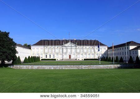 German Presidential Palace in Berlin, Schloss Bellevue