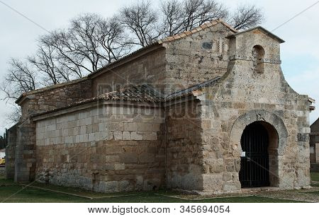 The Church Of San Juan Bautista Is The First Visigothic Monument Located In The Town Of Baños De Cer