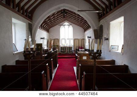 Trentishoe Church of St Peter Devon, England