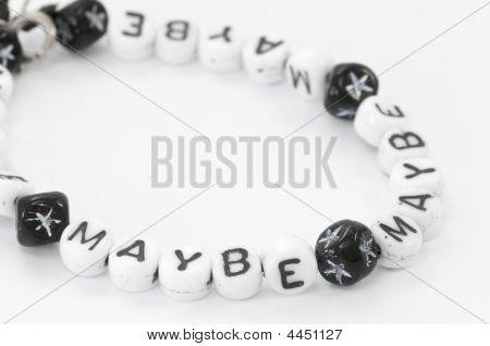 Maybe Bracelet