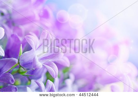 Floral Abstract Background