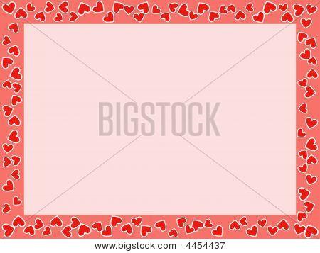 St.valentine's Day Frame
