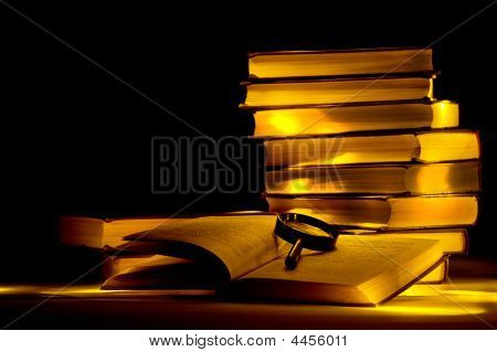 Mysterious Library