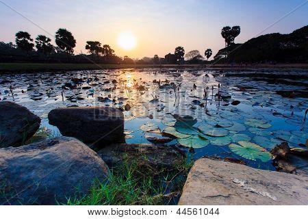 Angkor Wat Basin