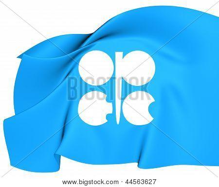 Flagge der Opec
