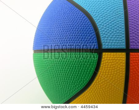 Six Colors Basket Ball