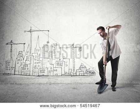 Urban Digging
