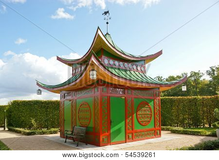Small Chinese House