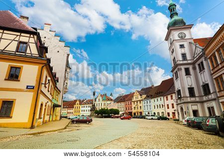 Loket Main Square And Church