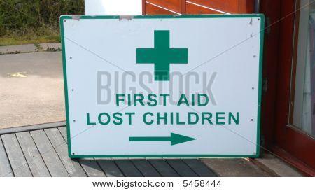 First & Lost Children