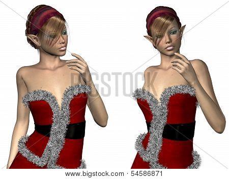 Elf Santa Helper