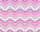 Pink and Gray Wavy Textured Fabric Background that is seamless and repeats poster