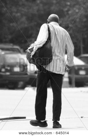 Walking For A ReasonBW