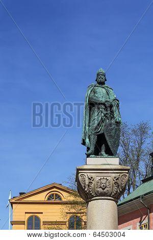 Statue Of Birger Jarl, Stockholm
