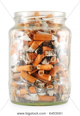 Cigarette Pot