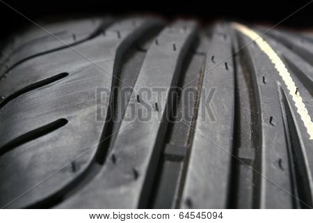 High performance summer tire