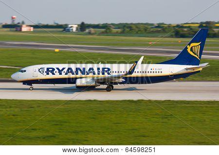 B737 Ryanair