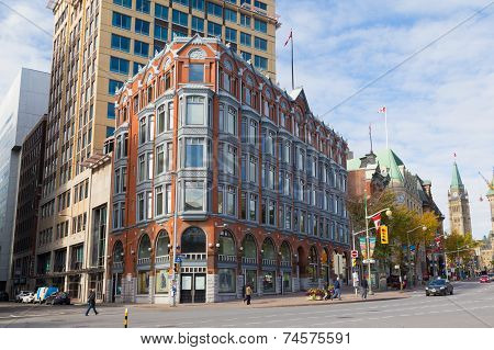 Central Chambers Building - Ottawa