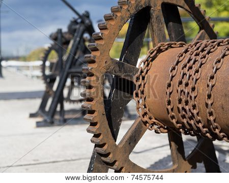 Cog And Chain