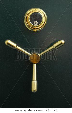 stock safe lock