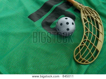 Floorball equipment 1