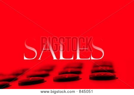 calculator and sales