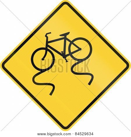 Slippery When Wet - Bicycle