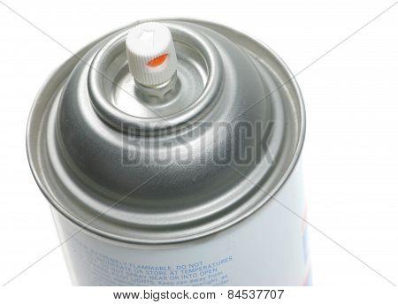 Aerosol Spray Can