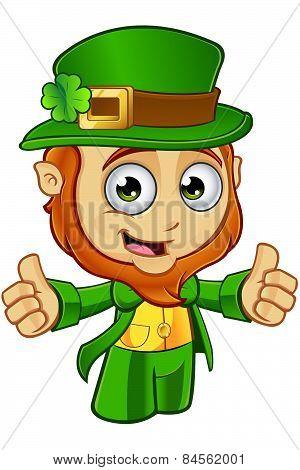 Little Leprechaun Character