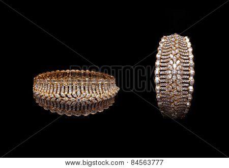 Designer diamond bracelets