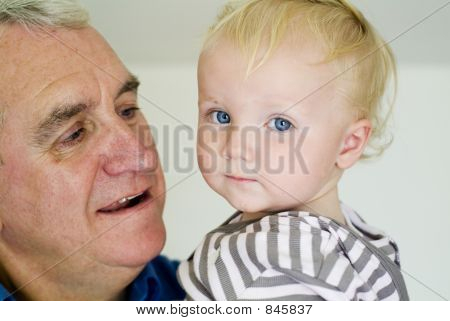 proud grandad