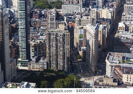 Manhattan Flatiron Building, Editorial