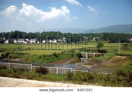 Chinese Village - Hunan Province