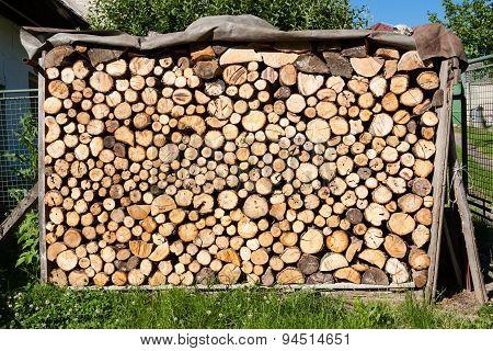 Sawn Timber Stock