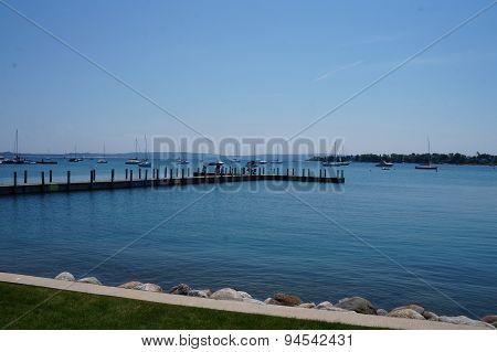 Harbor Springs Yacht Basin