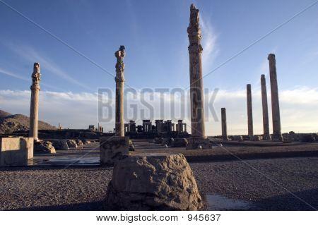 Persepolis, Persia